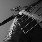 Windmill Sails: Thorpeness, Suffolk.