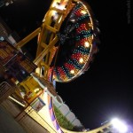 Flying Saucer: You swing me right round baby right round!
