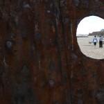 Rust Hole View: I spy!