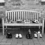Ready To Ride: Taken before a ride in Derbyshire.