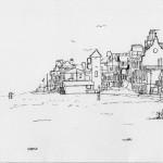 Aldeburgh Sea Front: Suffolk