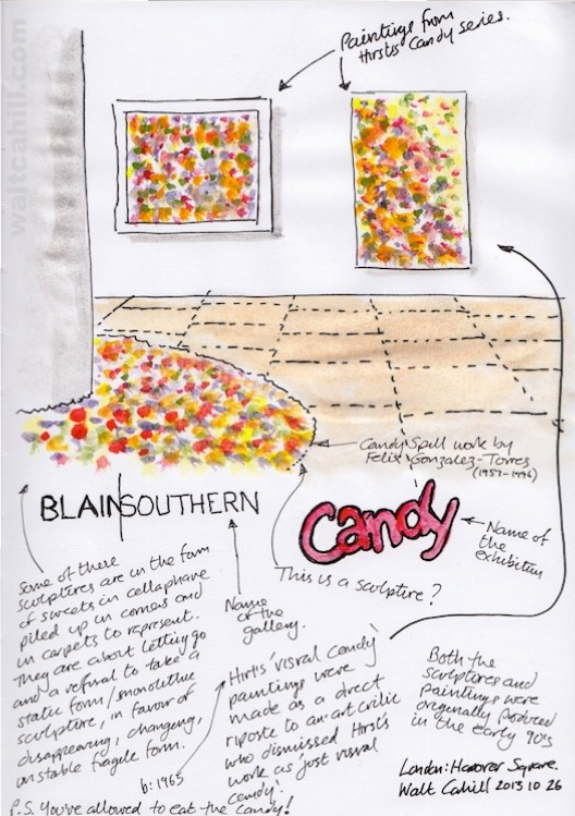 Hirst's Candy