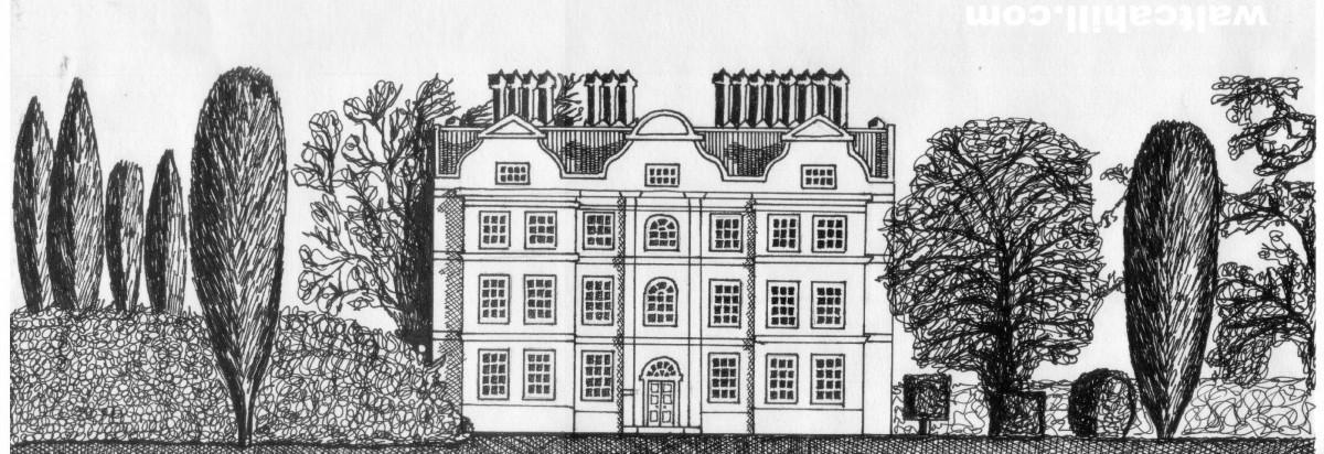 Kew Palace, London.