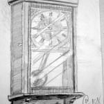 Pendulum Clock. 19880516