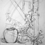 Climbing Plant. 19910814