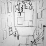 Stairwell Design. 1992