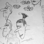 04. Faces. Aug 1993