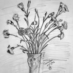 Flower Vase. 19931120