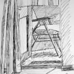 Garden Chair. 19940806