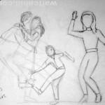 01.Dancers. 19950812