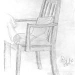 Chair. 19950127