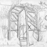 Garden tresslis arch. 20070611
