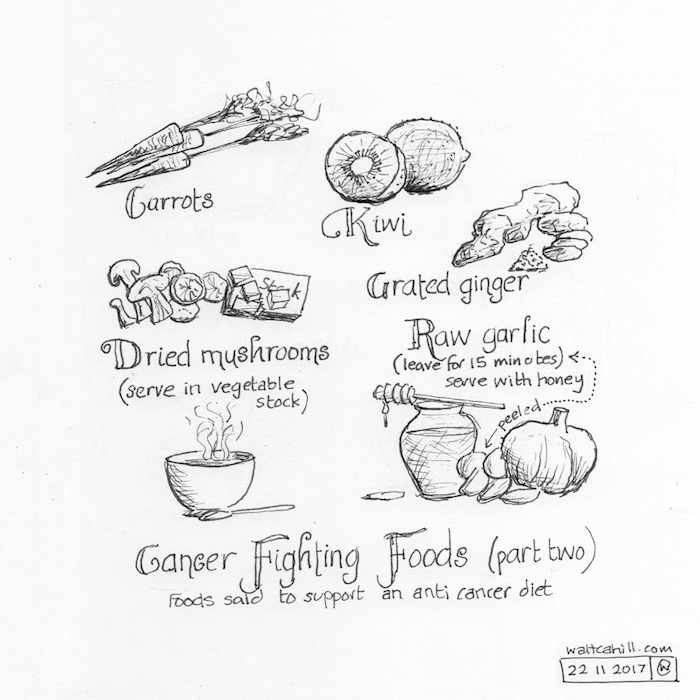 Cancer Fighting Foods (part two)