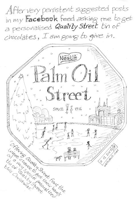 Palm Oil Street