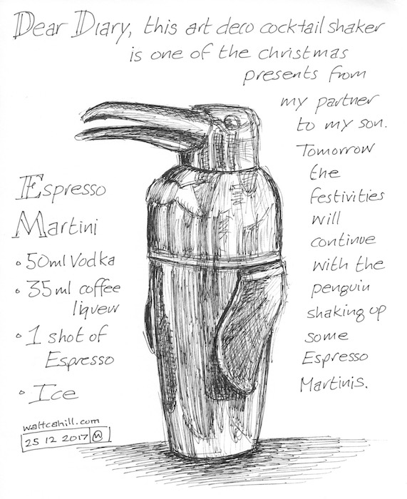 The Cocktail Penguin