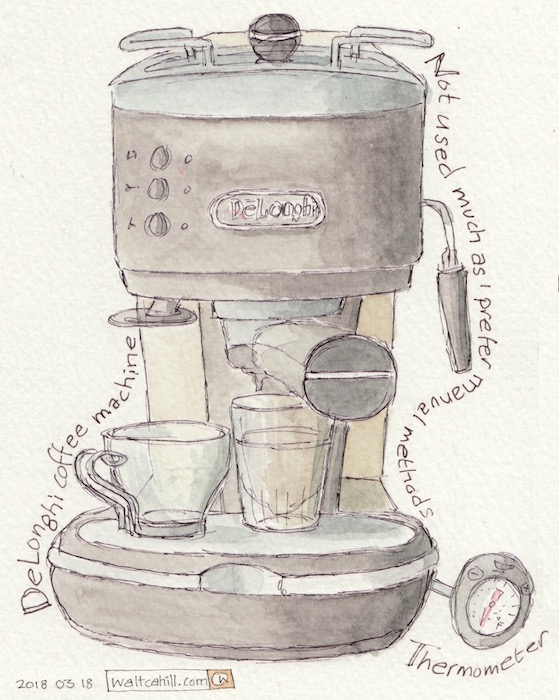 Coffee Gadgetry: DeLonghi