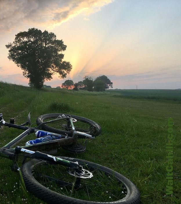 MTB Sunset Ride