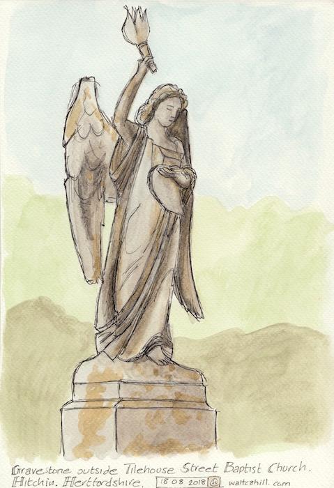 Tilehouse Street Angel