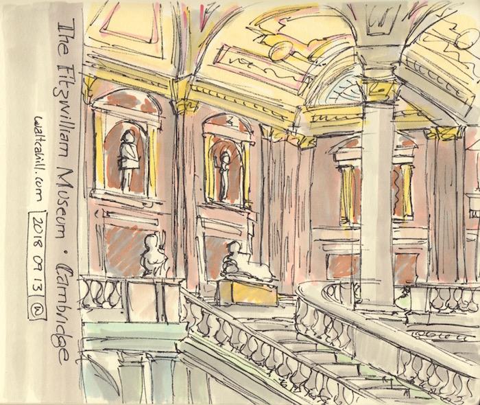 The Fitzwilliam Museum, Cambridge