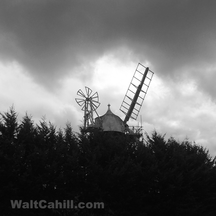 Windmill on The Fens