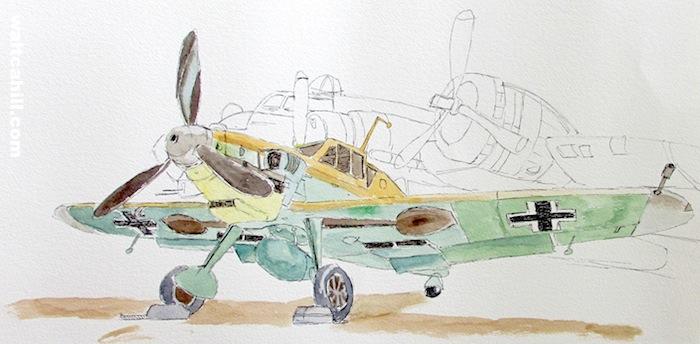 Messersschmitt BF 109G
