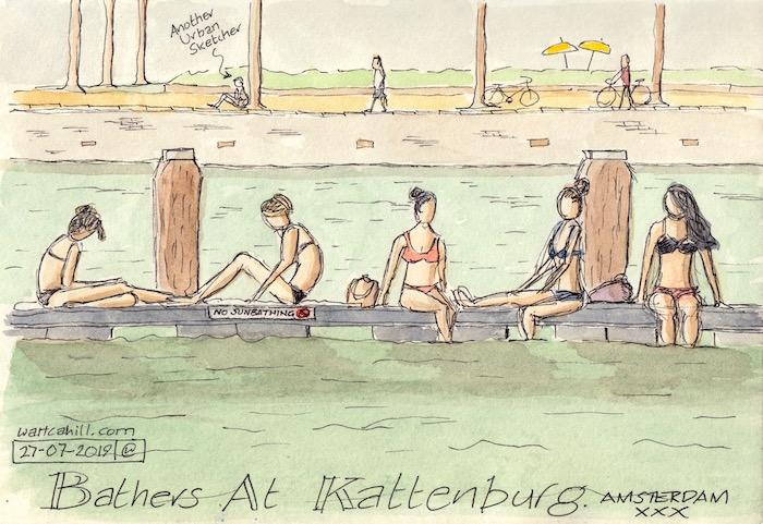 Kattenburg Bathers